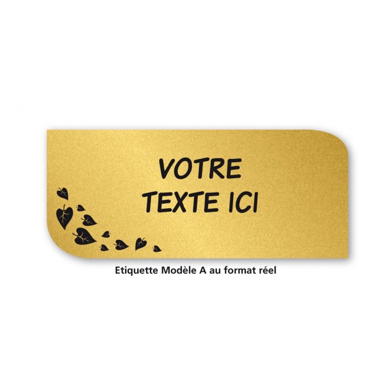 Etiquettes or mod le a multipub bouchers charcutiers - Astuce pour enlever etiquette autocollante ...
