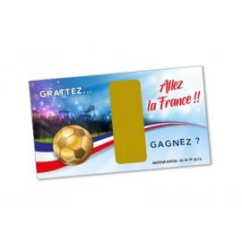 Coupe du monde Kit 250 billets + 50 lots